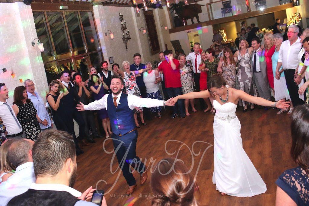Wedding DJ in Hampshire