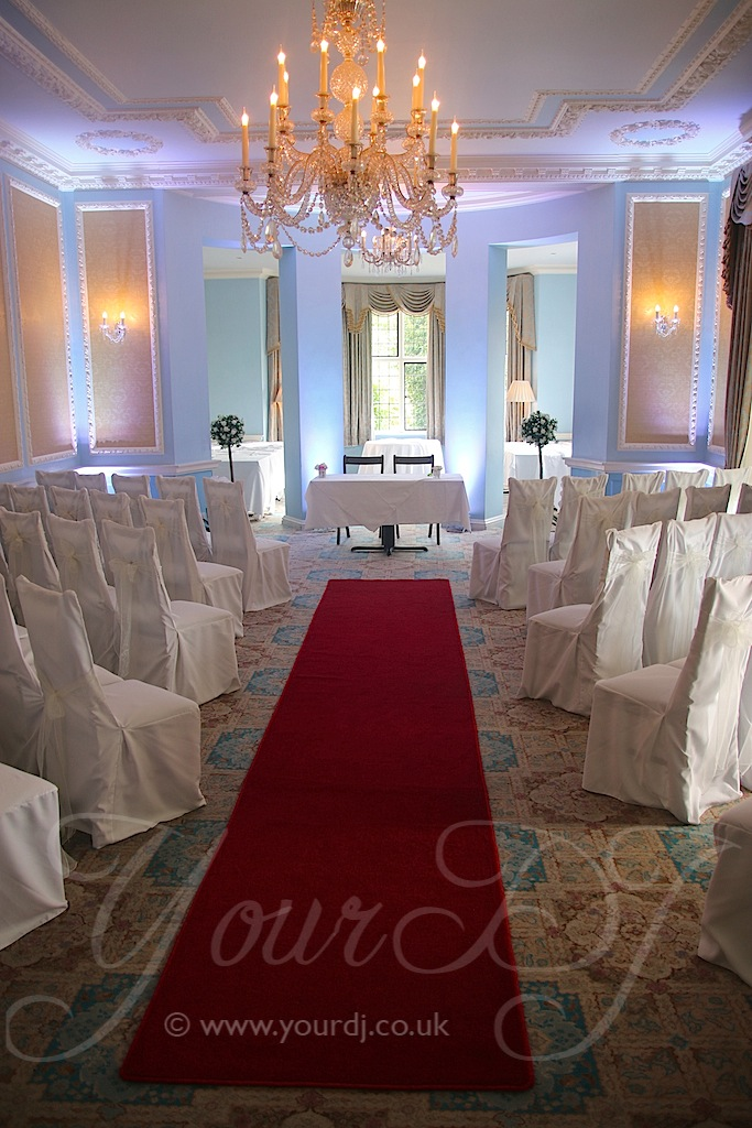 Bartley lodge wedding venue