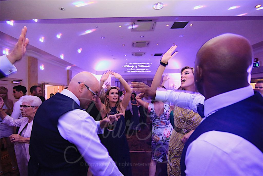 wedding dj new forest