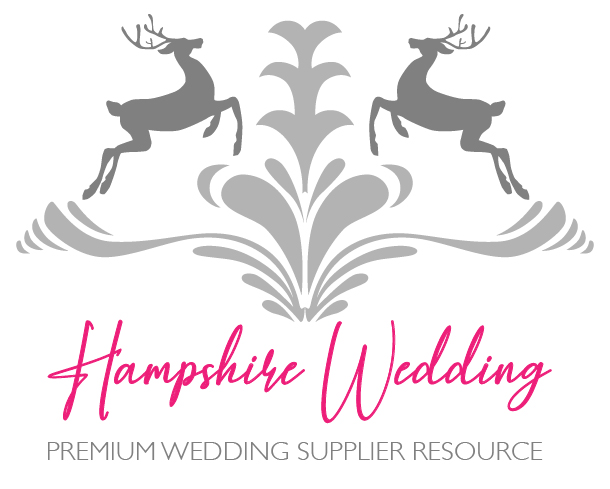 Hampshire wedding logo