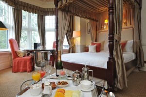Four Poster Junior Suite - The Montagu Arms
