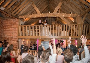 Bury-Court-Barn-Gary-Evans-Weddings-Bouquet-Toss1